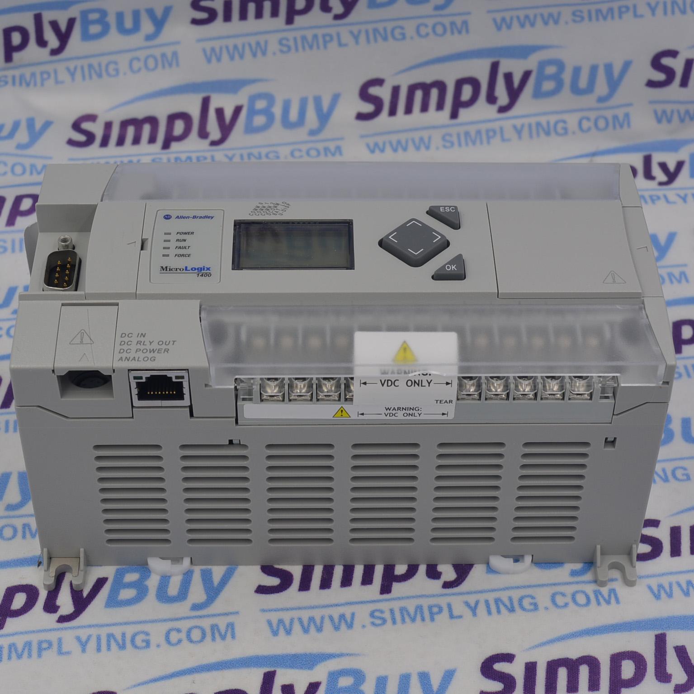 1766-L32BXBA Micrologic 1400