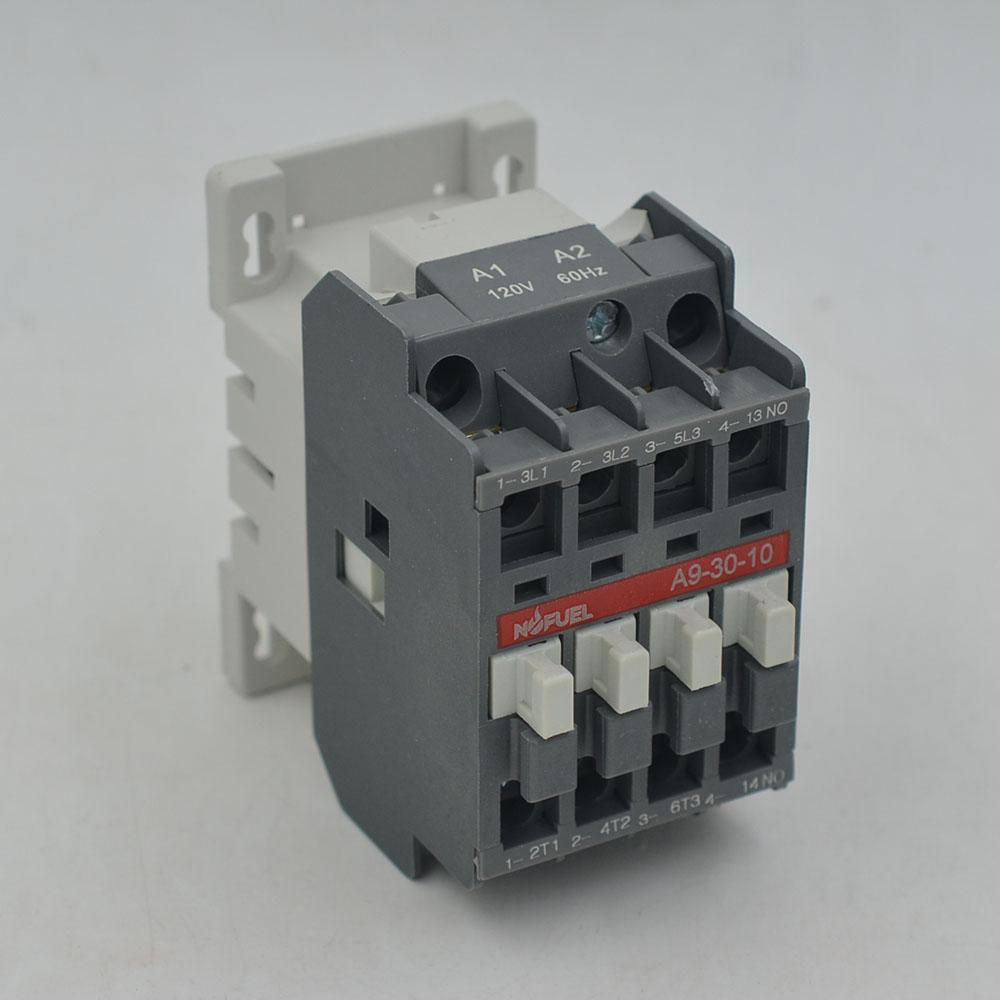 A9-30-10  Contactor 9A 3P 120V/60HZ