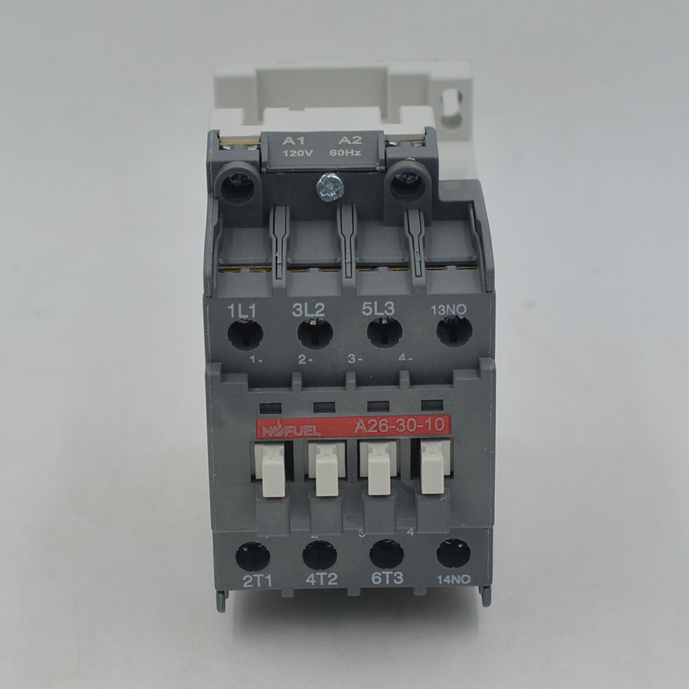 A26-30-10  Contactor 26A  3P 120V/60HZ