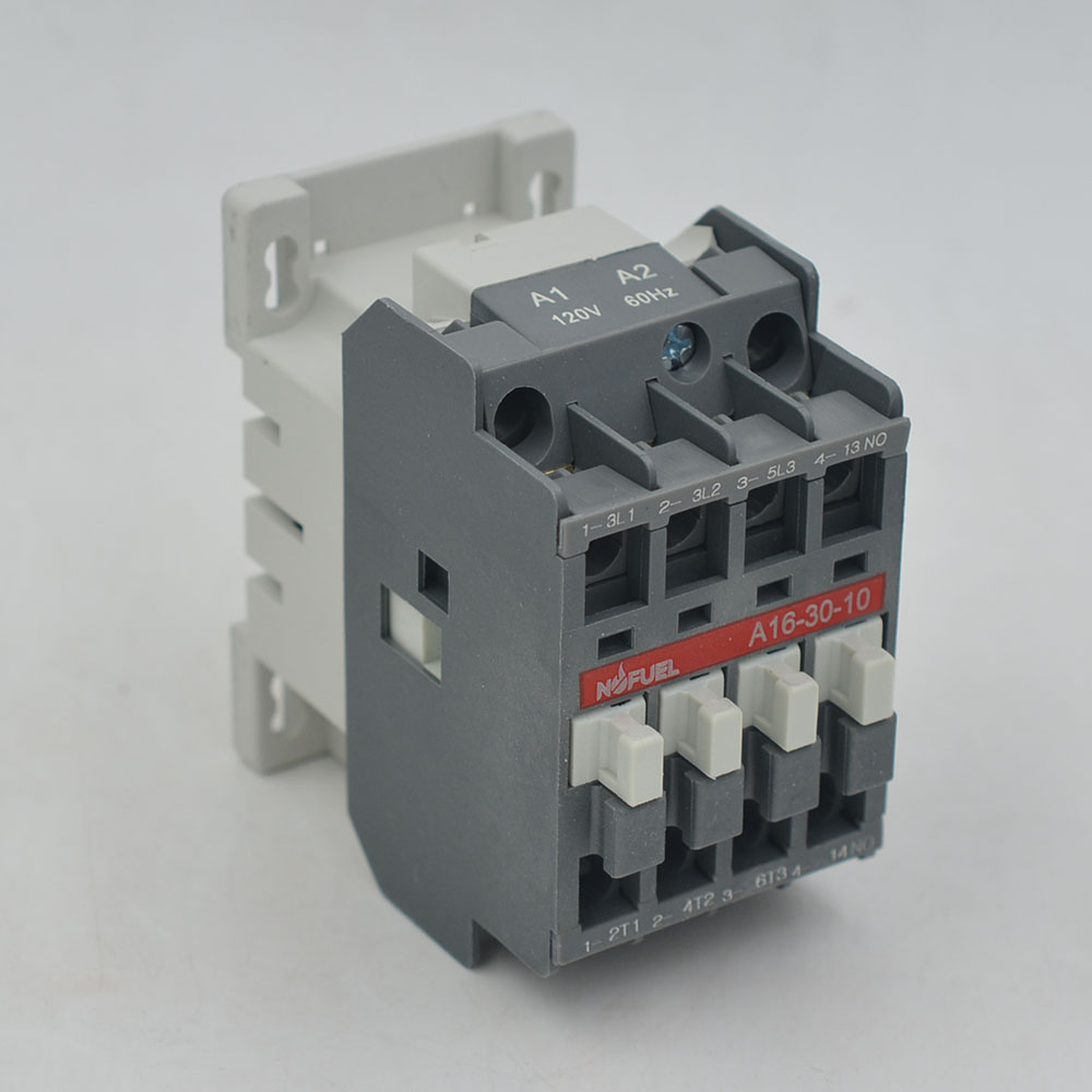 A16-30-10  Contactor 16A  3P 120V/60HZ