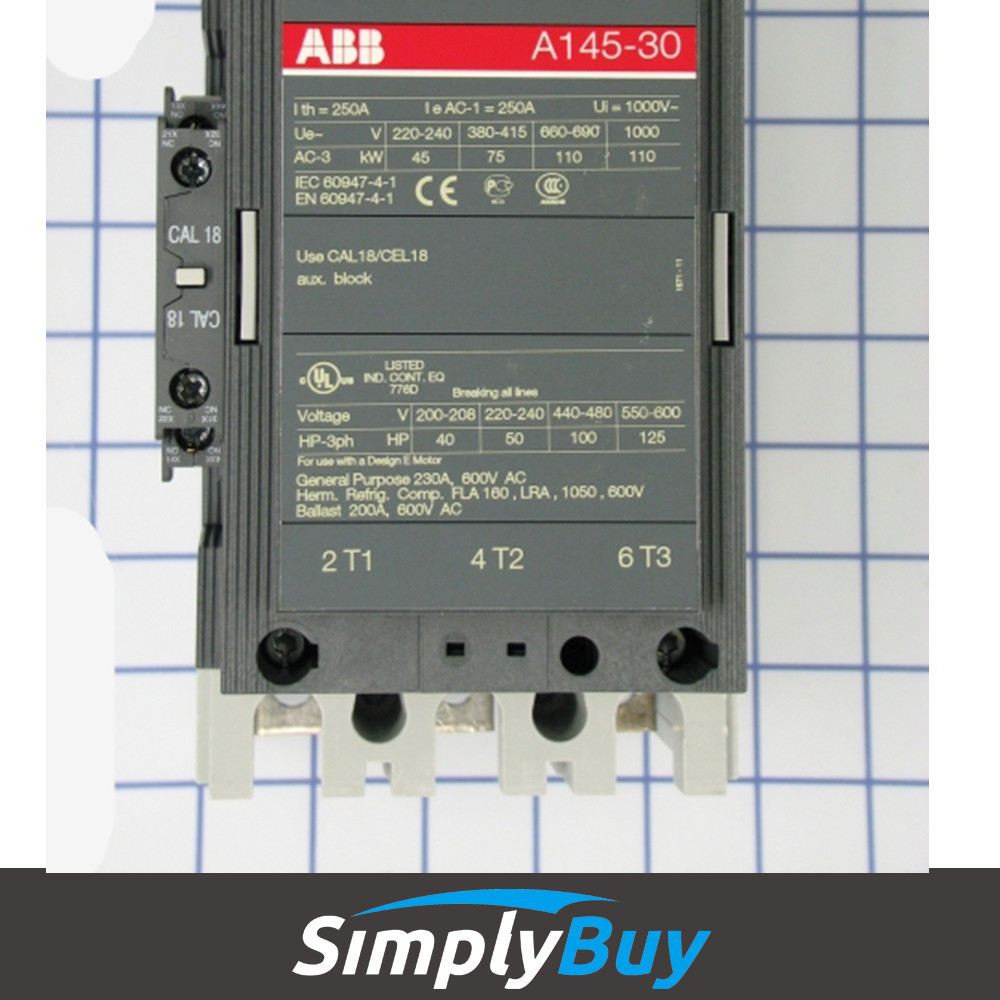 abb a 145 30 11 china abb a 145 30 11 supplier factory simplybuy rh simplying com