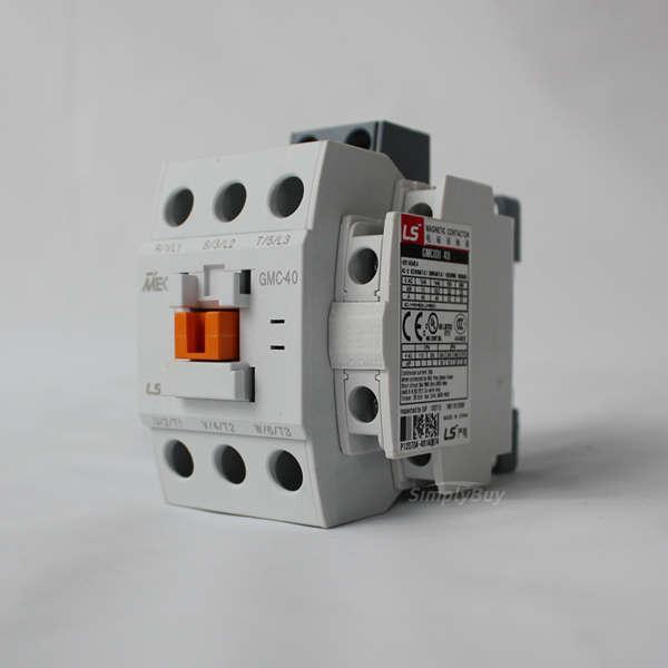 GMC Sereis contactors