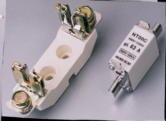 NT HRC low voltage fuse