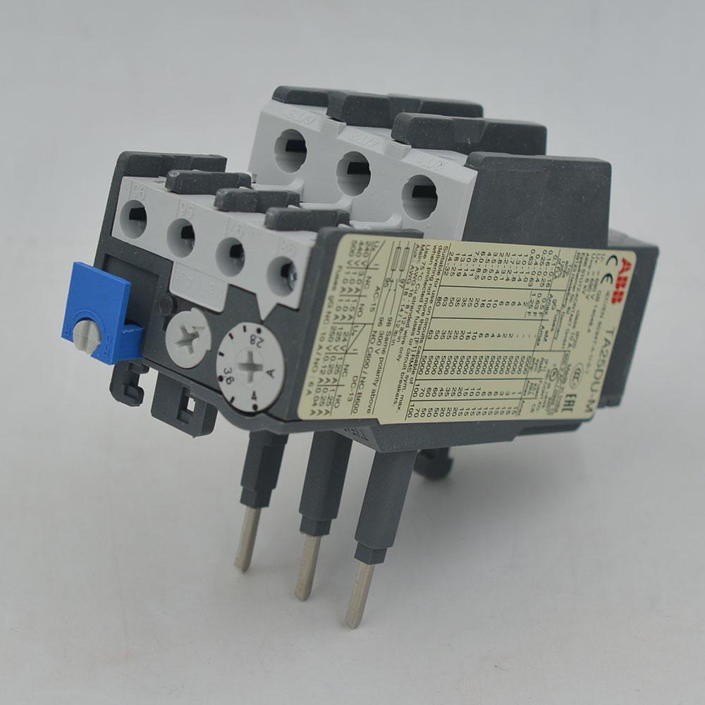 TA25DU-4.0M  ABB  Thermal Overload Relays  2.8-4.0A  1SAZ211201R2033